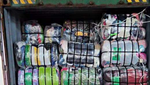 Used Clothing Exporter from South Korea